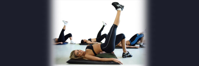 Gluteo Abdomen Up Fitness