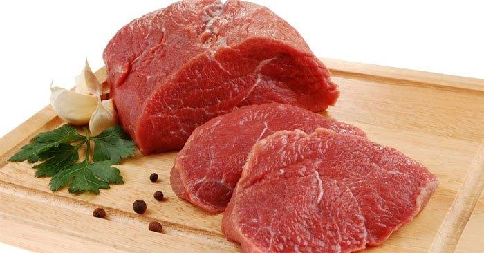 5 benefícios da carne vermelha para quem treina