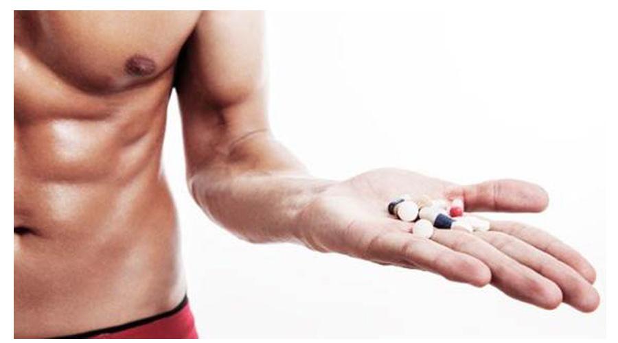 Drogas na Musculação
