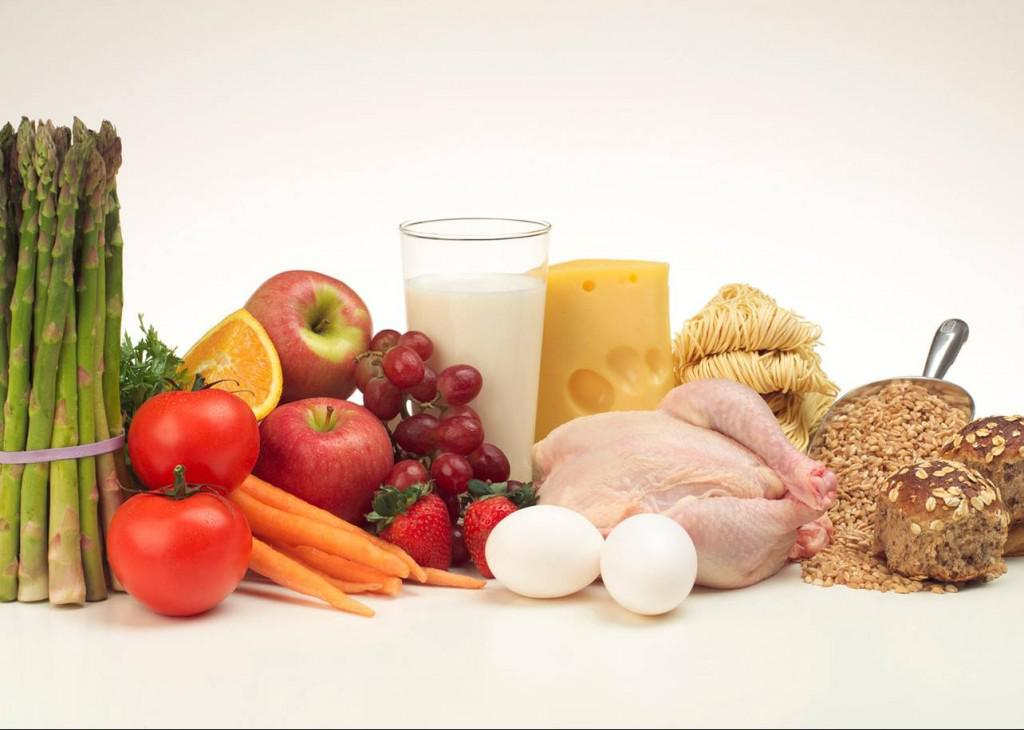 Os melhores alimentos para ganhar massa muscular