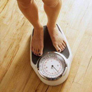 Use a balança para medir seus resultados, mais não seja paranoico