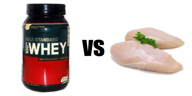 Suplemento vs. Comida de verdade: qual é melhor?